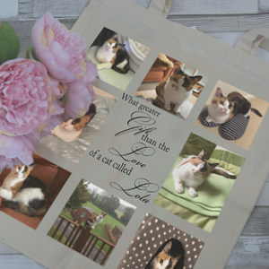 personalised what great gift tote bag