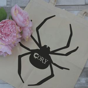 personalised s treat tote bag