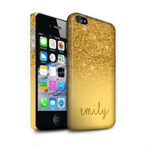 CUSTOM GLITTER EFFECT - GOLD