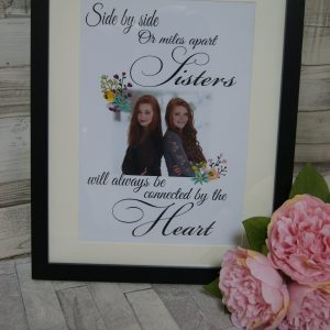 Personalised Sisters Design