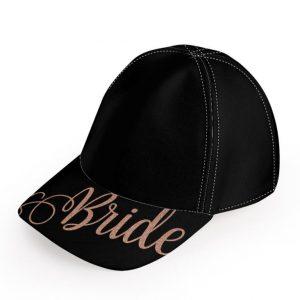 Personalised Wedding Cap