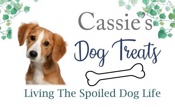 Personalised Dog Treats Tin