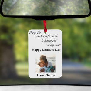 Personalised One Of The Greatest Gifts Mothers Day Air Freshener
