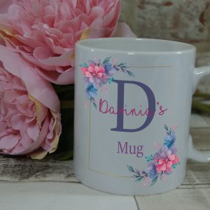 Personalised Name & Initial Mug