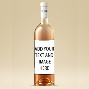 Design Your Own Wine Bottle Label