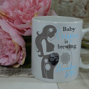 Personalised Baby Brewing Mug