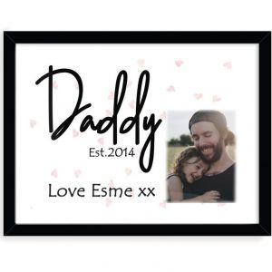 Personalised Daddy Est Design