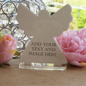 Design Your Own Tea Light Angel