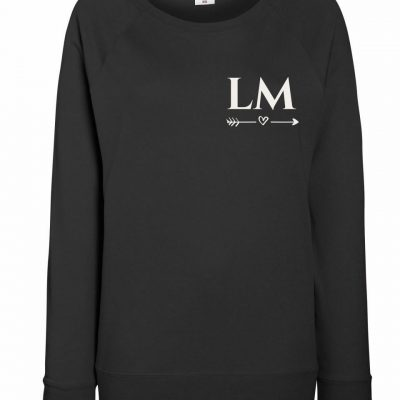 Personalised Adult Initials Jumper