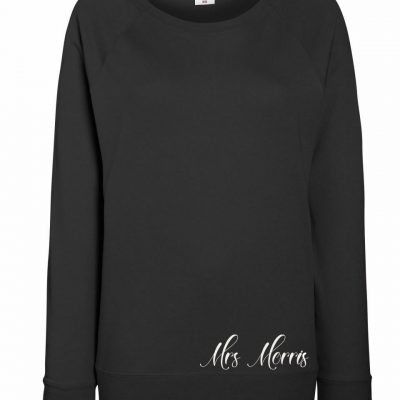 Personalised Adult Mrs Surname Jumper