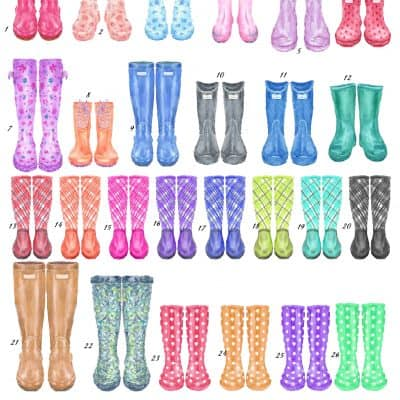 welly options