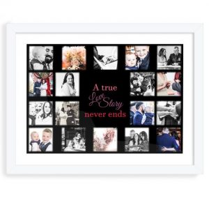 Personalised A True Love Story Design