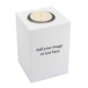 Design Your Own Luxury Tealight Holder
