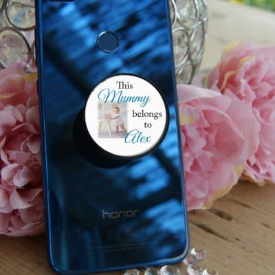 Personalised This Mummy Belongs To Phone Case Pop Socket