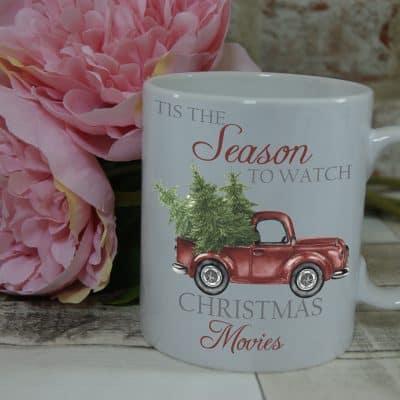 Christmas Movies Mug