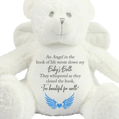 An Angel In The Book Of Life Angel Bear