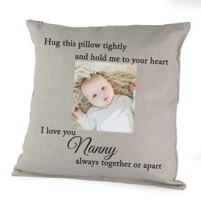 Personalised Hug This Pillow Cushion