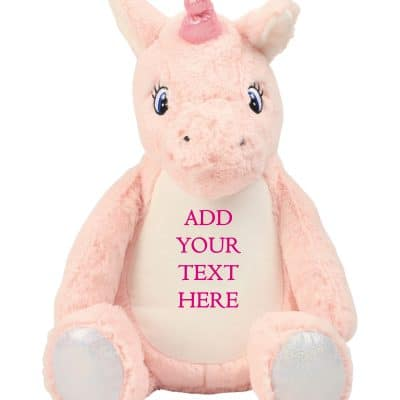 Design Your Own Unicorn Soft Toy