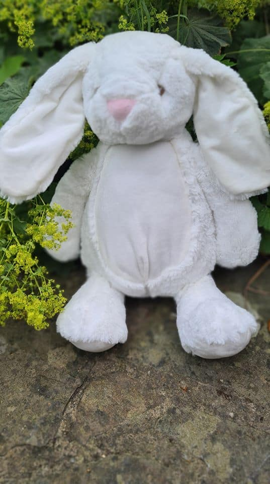 Design Your Own Bunny Soft Toy