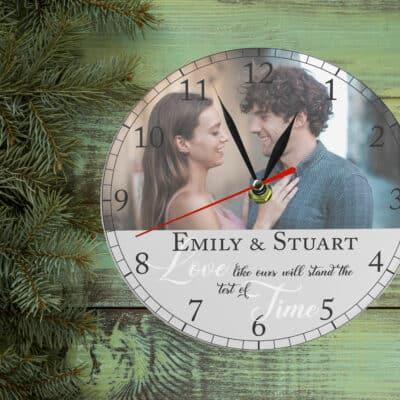 Personalised Love Like Ours Clock