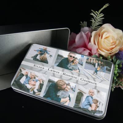Personalised Daddy Tin