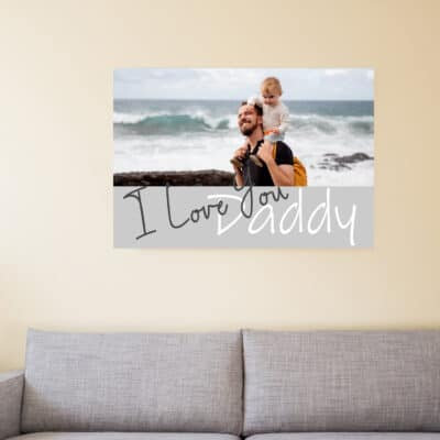 Personalised I Love You Design