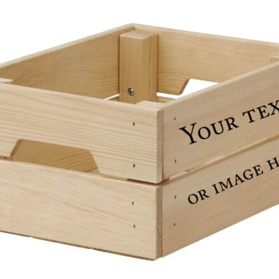 Design Your Own Crate